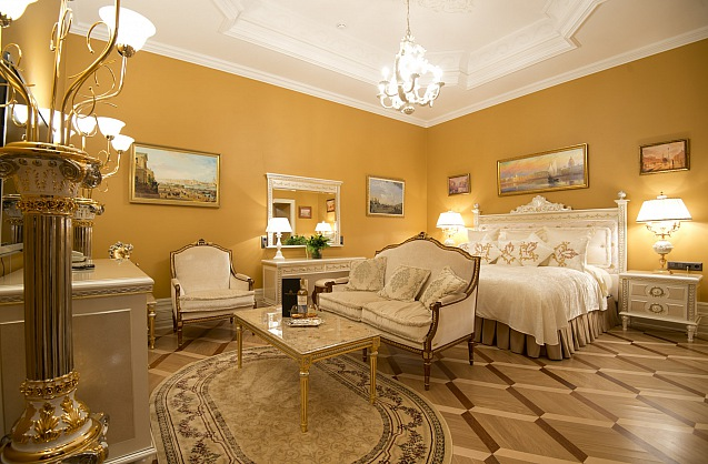 Сourtyard suite - Сourtyard suite - Courtyard Suite