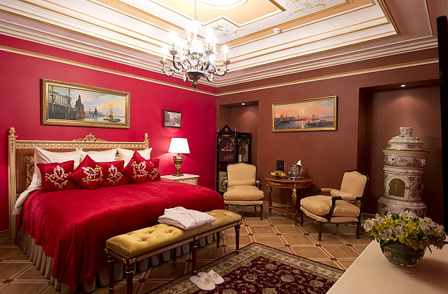 Сourtyard suite - Courtyard suite
