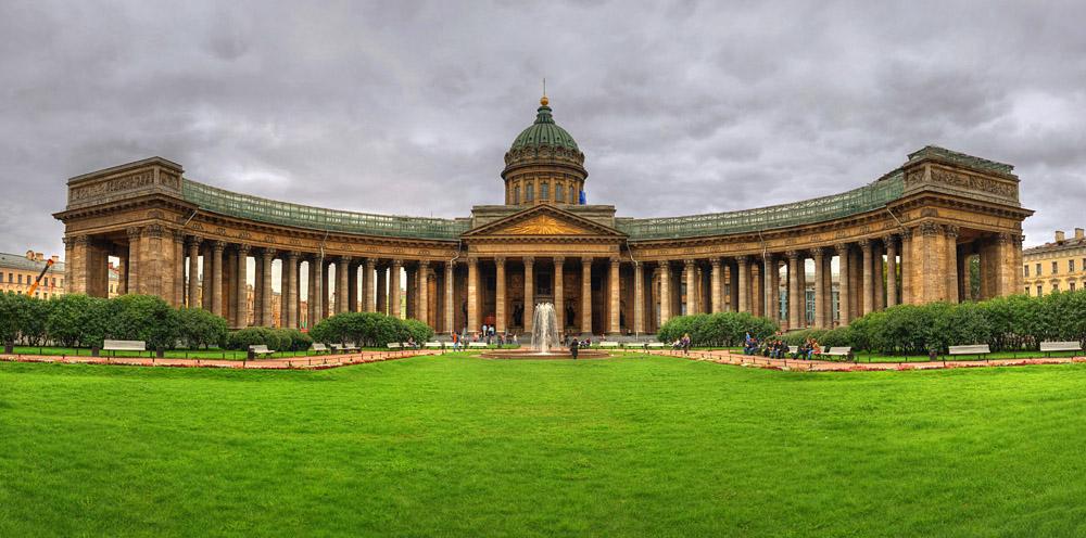 казанский собор фото
